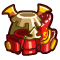 4399洛克王国史诗火焰盔甲