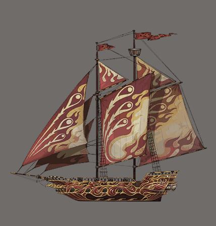 海洋传说拉里萨号