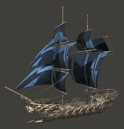 海洋传说普萨玛忒号