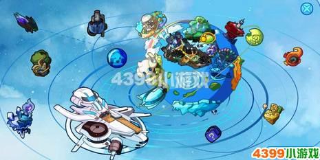 6 奥拉星奇迹冰殿 奥拉星奇迹冰殿在 7    百田继奥比岛在儿童