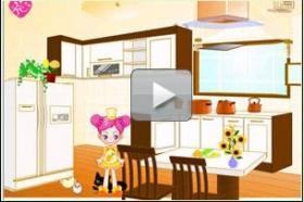 阿Sue整理厨房游戏介绍