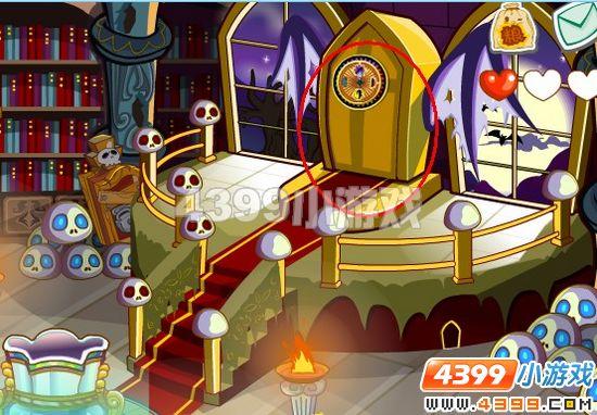 奥比岛梦幻国度第三宫