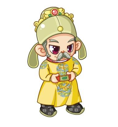 帝王图片头像帅气