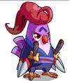 奥拉星小小鸟-带刀小鸟-鸟族武士技能表配招练级推荐