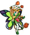 奥拉星花冠公主