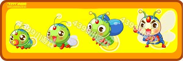 萤火虫-超人萤火虫变异进化图鉴及获得方法