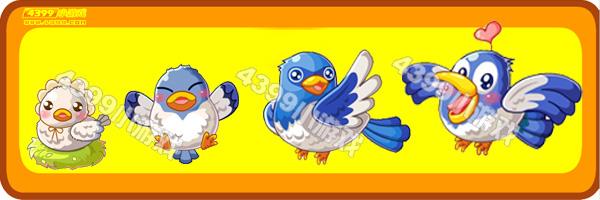 家雀-喜鹊变异进化图鉴及获得方法