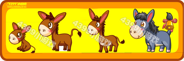 小驴-铜铃小驴变异进化图鉴及获得方法