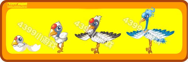 仙鹤-碧水仙鹤变异进化图鉴及获得方法