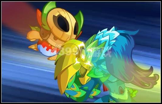 奥拉星被诅咒的面具 木面侠的传说