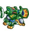 奥拉星重炮龙龟