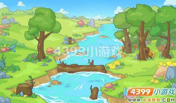 艾迪王国森林入口图片