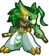 奥拉星野绿 野绿战魂技能表配招练级推荐