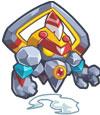 奥拉星巨锁石灵
