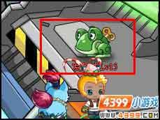 西普大陆发条蛙在哪 发条蛙怎么抓