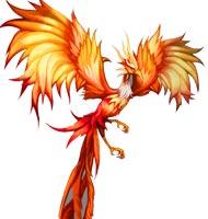 怪物世界烈焰凤凰