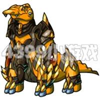 斗龙战士恐鳄龙斗龙王技能表进化图
