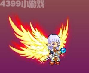 龙斗士魔导士燃烧之翼