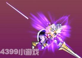 龙斗士骑士刺击