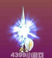 龙斗士圣骑士反射之盾