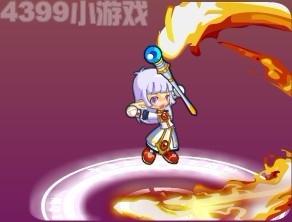 龙斗士圣魔贤者炎龙乱舞