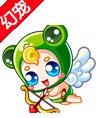 奥比岛光牌・天使蛙