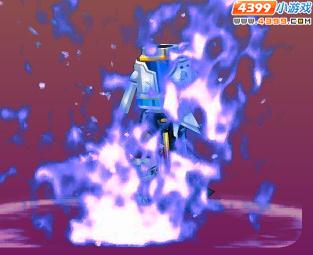 龙斗士重炮师能量爆破