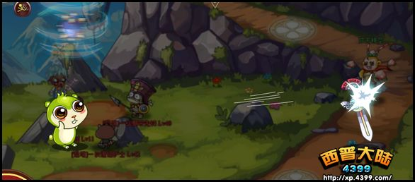 西普大陆魔力之剑在哪抓 怎么抓