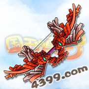 国王的勇士3游侠烈焰圣弓