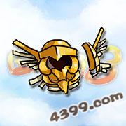 国王的勇士3游侠黄金圣肩