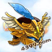 国王的勇士3游侠黄金圣头
