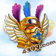 国王的勇士3战士黄金圣头