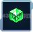 七级绿色晶体
