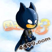国王的勇士3蝙蝠侠