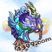 国王的勇士3蝶龙头