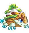 奥拉星石峰龟