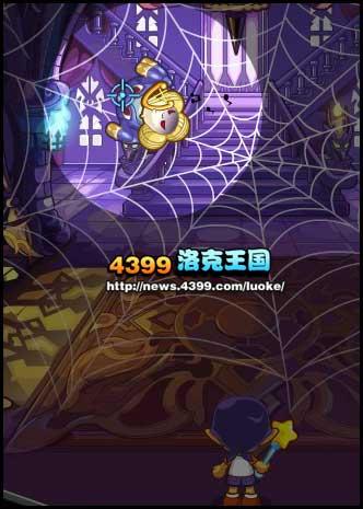 洛克王国八爪蜘蛛在哪抓 八爪蜘蛛怎么抓