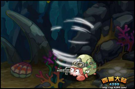 西普大陆下士蟹在哪抓 怎么抓