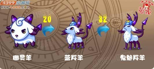 洛克王国幽灵羊在哪抓 遭逢剧变无奈出家园