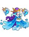 龙斗士海洋女神技能表 海洋女神属性图