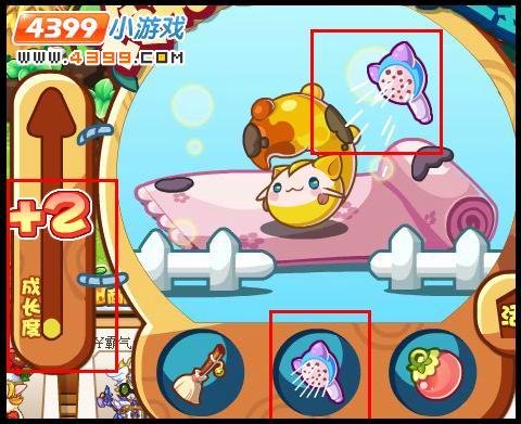 洛克王国玲珑猫彩蛋节之梦