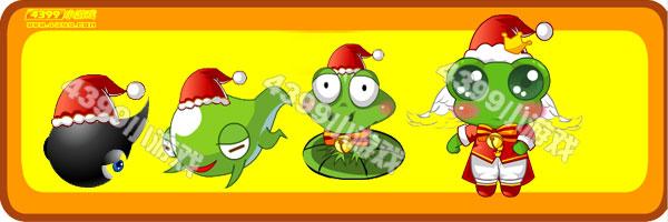 奥比岛圣诞青蛙-圣诞王子蛙变异进化图鉴及获得方法