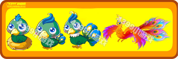 奥比岛小火雀-彩焰飞雀变异进化图鉴及获得方法