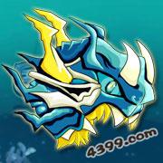 国王的勇士4蓝蝠头