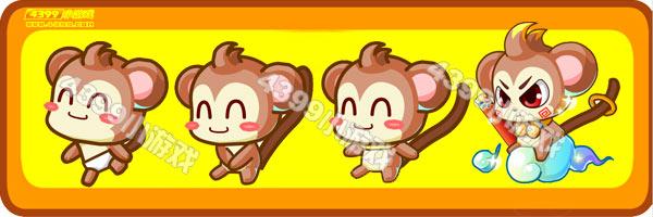 奥比岛小毛猴-蜀山灵猴变异进化图鉴及获得方法