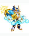 龙斗士水瓶星神