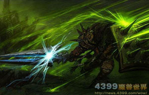 英雄 破甲/剑刃风暴:现在需要近战武器。
