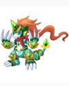 龙斗士绿晶守护使