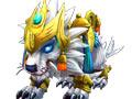 怪物世界宠物圣雪虎