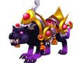 怪物世界宠物灵暗影豹